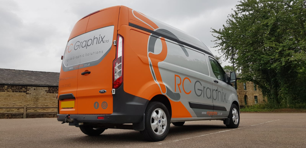 RC Graphix_Van Wrap